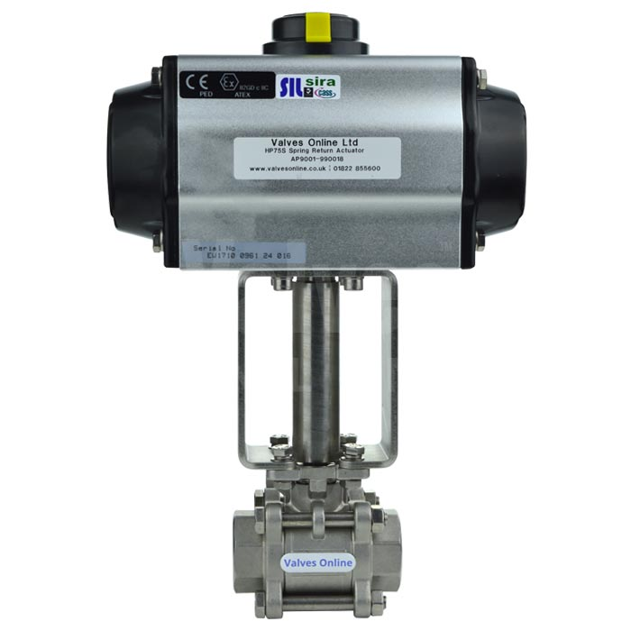 Economy Steam Ball Valve